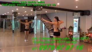 thể dục thẩm mỹ nhàn hà nội #8