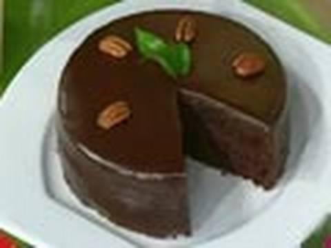 Pastel de Chocolate Receta para Postre