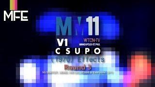 Metromedia Television 11 Csupo V1 (1970) Effects R3 Vs S06TOT, VEHD, IVE135, VE666 & Everyone (3⁄7)