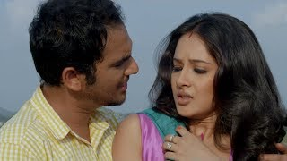 Ritwick Chakraborty forces Pooja Bose to marry him | Teen Patti - Latest Bengali Movie | Scene 10