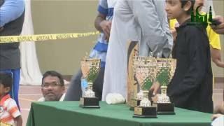 Humanity Matters - ICI 2016 Badminton Finals