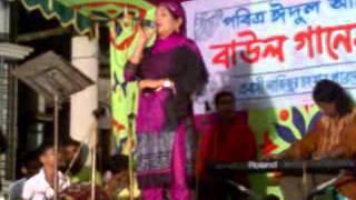 Chintay Amar Nosto... Singer : Sharmin Bashar
