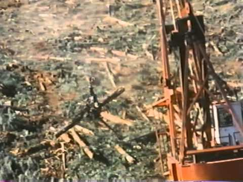 S. Madill Ltd 1983 Promotional Sales Video Yarders and Loaders