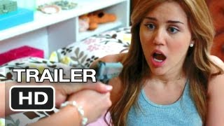 So Undercover Official Trailer #1 (2012) - Miley Cyrus Movie HD