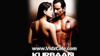 Shukran Allah - Kurbaan * Full Song & Lyrics* Kareena Kapoor & Saif