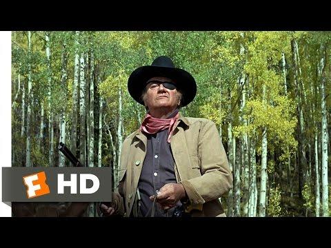 True Grit (9/9) Movie CLIP - Bold Talk for a One-Eyed Fat Man (1969) HD