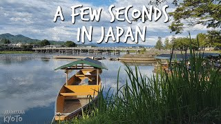 A Few Seconds in Japan - Travel Video