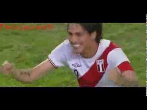 Paolo Guerrero ● Goles & Pases ● Copa America 2011 HD