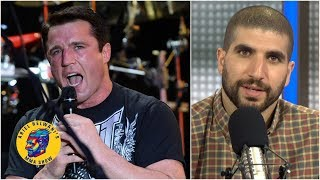 Ariel Helwani looks back at Chael Sonnen's bad guy transformation | Ariel Helwani's MMA Show