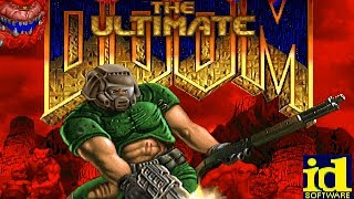 Let's Replay Ultimate Doom #01: A Doomed Mission