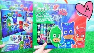 Juguetes en español de PJ Masks - Dos sets para jugar con actividades de Héroes en pijamas