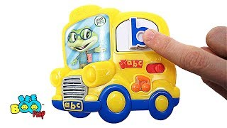 Leap Frog ABC Toy for Kids   ABC Song Wheels on the Bus   Learn Alphabet Letter Phonics