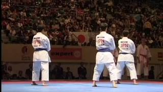 Seiyunchin Japan Kata Team