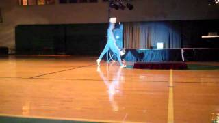 Dania Vizzi flexible talent show