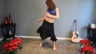 Dance choreography Bamboo - Shakira
