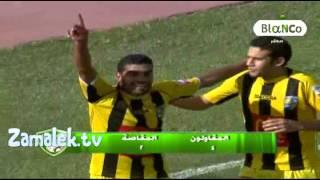 اهداف المقاولون و مصر المقاصه 4-2 الدوري المصري