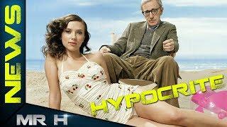 Scarlett Johansson The Total Hypocrite