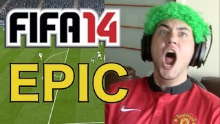 FIFA 14 - EPIC THRILLER!!
