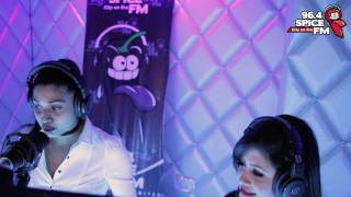 Tasnova H Elvin Pranked by Rj Tazz & Srabonno Towhida | SpiceFM