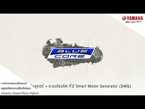 Xxx Mp4 VDO แนะนำการทำงานของเครื่องยนต์บลูคอร์และระบบไฮบริดของ Yamaha Grand Filano Hybrid 3gp Sex