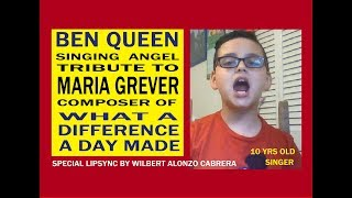 What a Difference a Day Made aut Maria Grever  BENNNY QUEEN lipsync by  Wilbert Alonzo Cabrera