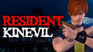 Resident Evil Code: Veronica Part 2 - Resident Kinevil