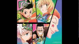 Hunter X Hunter (2011) Soundtrack - Kijutsushi no Baire (Hisoka's Theme)