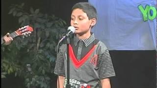 Dazzle Bangla Young Stars  Promit Sinha   Akdin Chuti Hobe