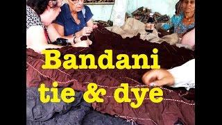 Textiles - Bandani tie & dye