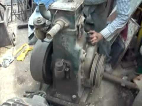 Huce Diesel Un cilindro industria Argentina