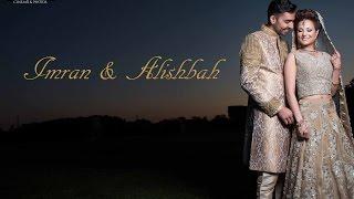 Pakistani Wedding Highlights Imran & Alishbah