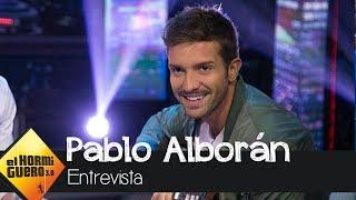 Pablo Alborán, sobre su descanso: