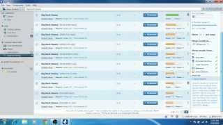 How to Search, Open and Download torrents with Vuze Bittorrent Client 5.0