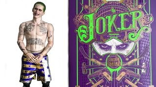 HOT TOYS JOKER UNBOXING ( SUICIDE SQUAD. PURPLE COAT VERSION )