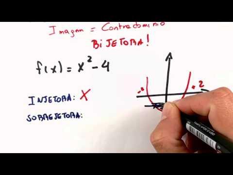 Me Salva Pré cálculo Exemplos de funções injetoras sobrejetoras e bijetoras