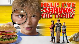 Help! I've Shrunk the Family - Official Trailer