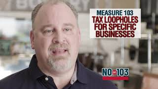 Small business owners agree: No on 103