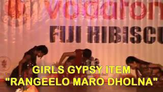 Rangeelo Maro Dholna Girls Gyspy Item Dance