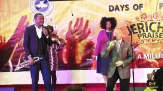 Nathaniel Bassey in Imela Okaka Onyekeruwa Live at Jericho Praise 2016 Day 6