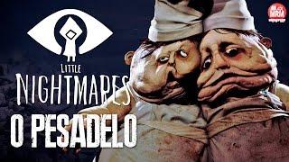 LITTLE NIGHTMARES - Um Jogo de Terror Lindamente Macabro e cheio de puzzles!