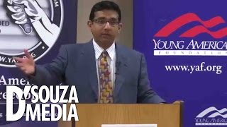 Dinesh D'Souza:  Muhammad Was Not a Muslim