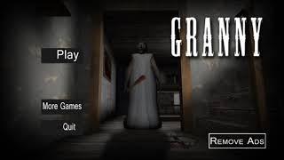 Primeiro vídeo do canal jogando um jogo de terror chamado Grammy
