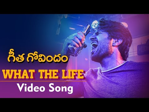 Xxx Mp4 What The Life Video Song Geetha Govindam Vijay Deverakonda Rashmika Parasuram 3gp Sex