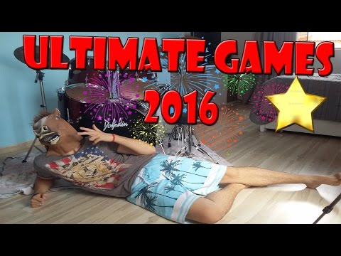 ULTIMATE GAMES 2016 !!!