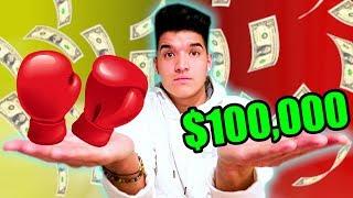 $100,000 BOXING CHALLENGE!