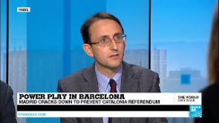 Catalan Independence - a legal or political problem?