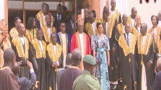 Kabaka opens 24th Lukiiko, asks authorities to do more against child sacrifice