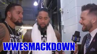 The usos dedicated (smack down)