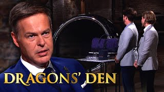 Peter Offers Up Five Figure Cash Sum For Airplane Parts | Dragons