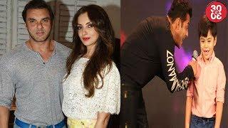 Sohail To Pen His Love Story In A Film | Salman Khan On A